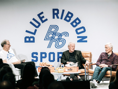 Blue Ribbon Sports Tour